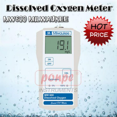 MW600 Milwaukee DO METER