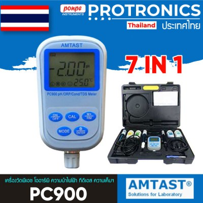 pc900 pH / ORP / Conductivity