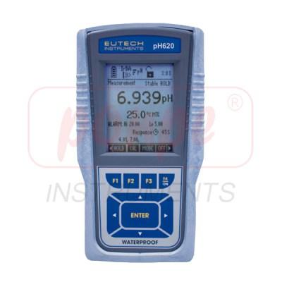 PH 620 เครื่องวัด pH