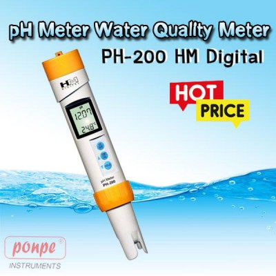 PH-200 HM Digital pH Meter