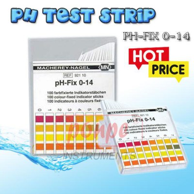 PH TEST STR PH-FIX 0-14