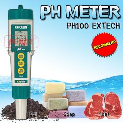 PH100 EXTECH pH Meter