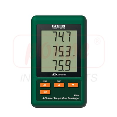 SD200 TEMPERATURE DATALOGGER