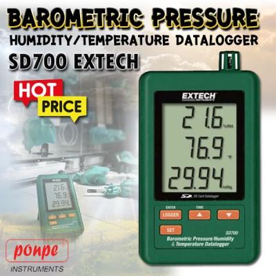 SD700 Extech Barometer