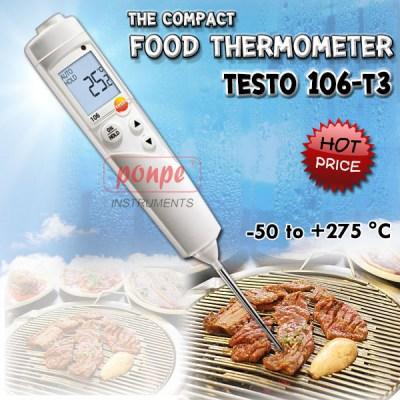 TESTO 106-T3 Food Thermometer