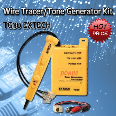 TG30 EXTECH Cable Tester