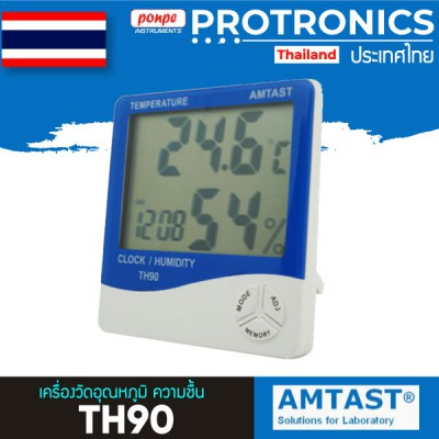 TH801 Thermo-Hygrometer