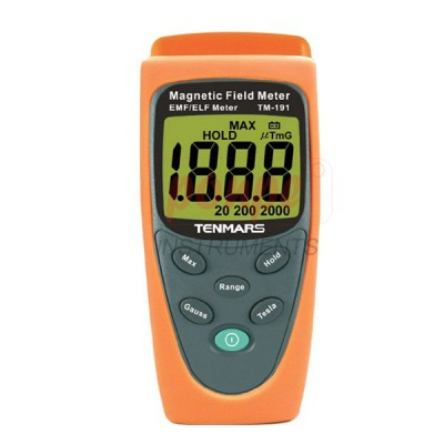 TM-191 TENMARS Magnetic Field Meter