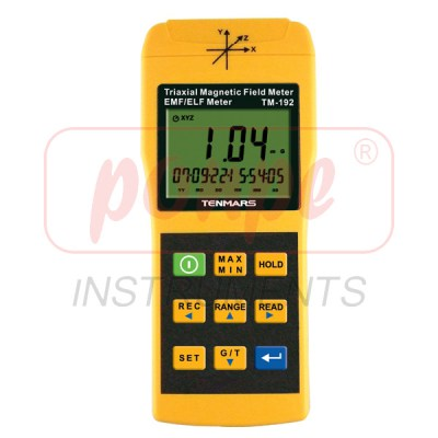 TM-192 Magnetic Field Meter