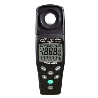 TM-203 Light Meter