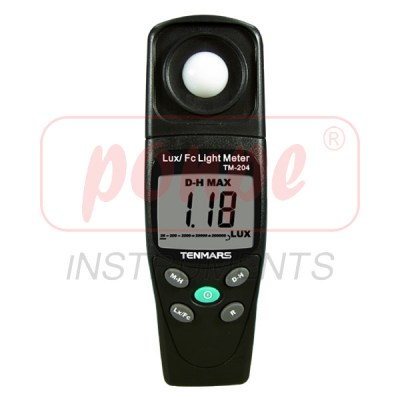 TM-204 Light Meter