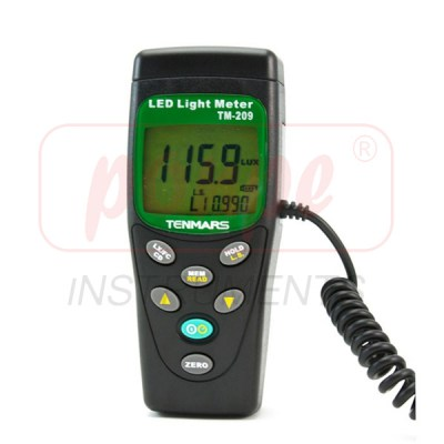 TM209 Light Meter