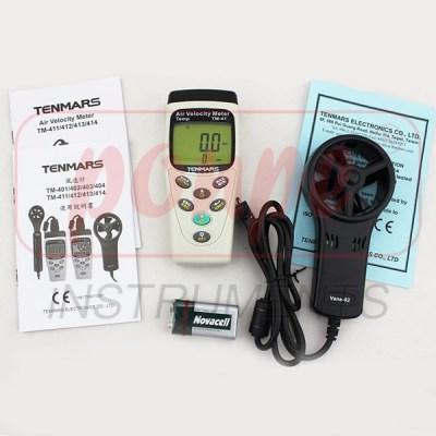 TM-411 Wind Speed Meter