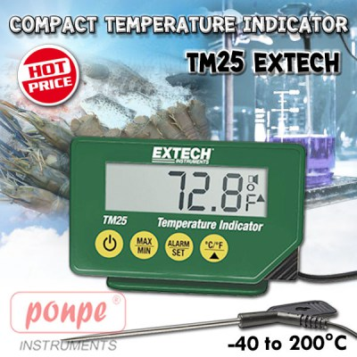 TM25 EXTECH Thermometer