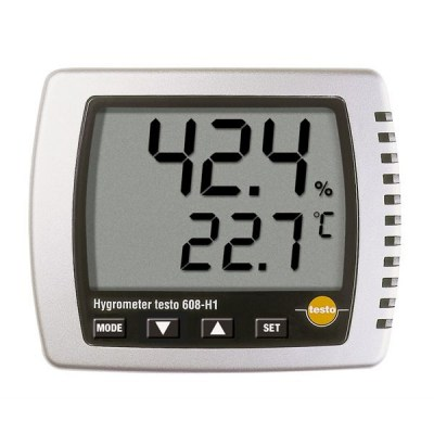 TESTO 608-H1 Temperature and Humidity