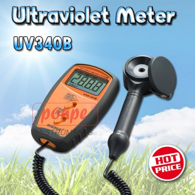 UV340B UV Meter