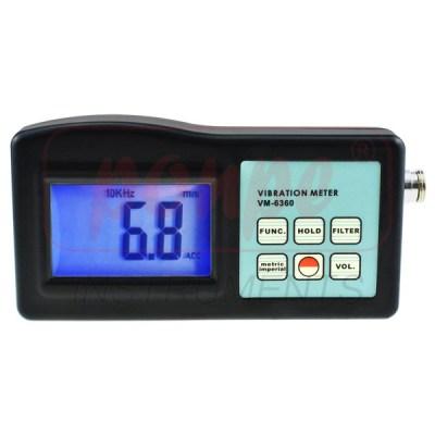 VM-6360 Vibration Meter