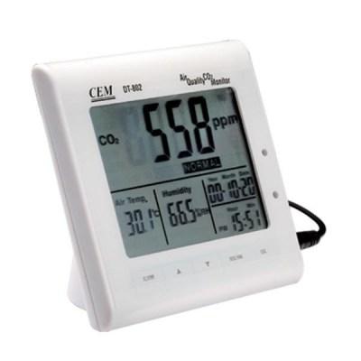DT-802 CO2 Meter
