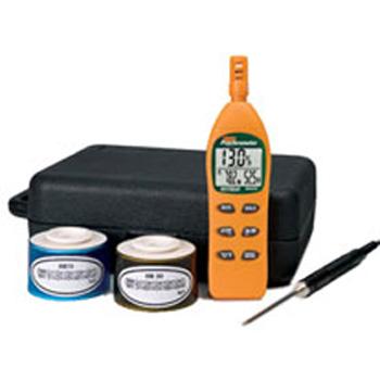 Hygro-Thermometer Psychrometer Kit RH305