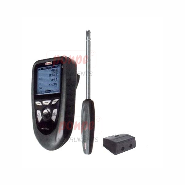 Humidity & Thermometer HD200HT พร้อม CERTIFICATE