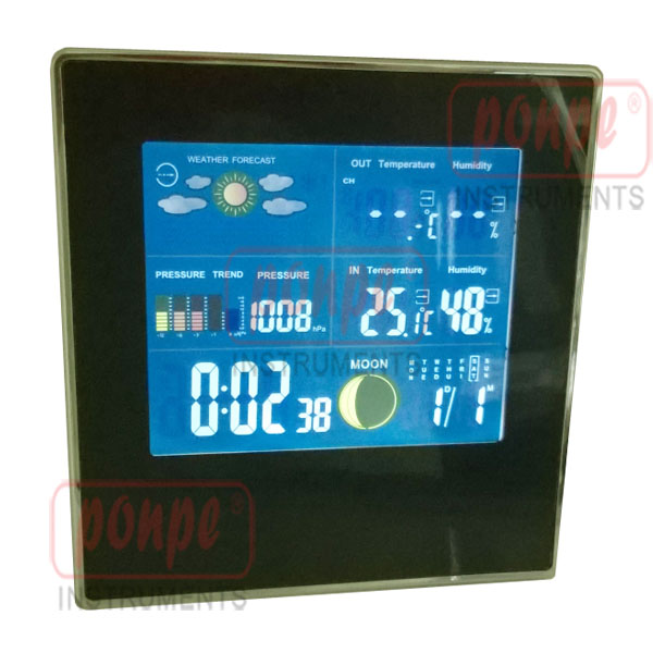 WTH901 / JEDTO Weather Station Weather Station