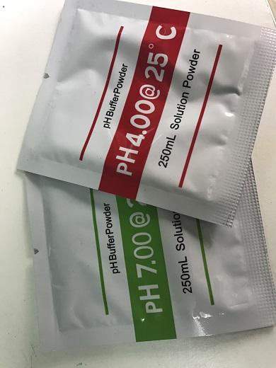 น้ำยาค่ามาตราฐาน pH แบบผง