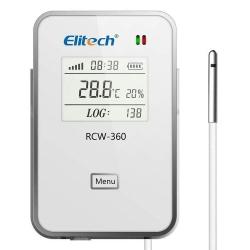 RCW-360 / Elitech / เครื่องบันทึกข้อมูลอุณหภูมิ ความชื้น WiFi Temperature Data Logger
