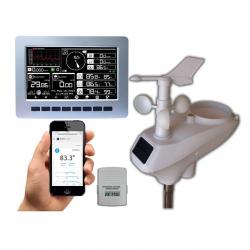 AW003 / JEDTO เครื่องวัดสภาพอากาศ Wireless Professional Weather Station