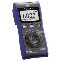 DT4221 / Hioki มัลติมิเตอร์ Digital Multimeter