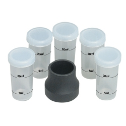 EX006 / Extech Weighted Base and Solution Cups Kit