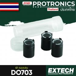 DO703 EXTECH / ฝาเมมเบรน สำหรับเครื่องวัดออกซิเจน Membrane Caps (3 caps)