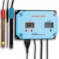 HI981404N-02 HANNA เครื่องวัดค่า PH/TDS Meter Monitoring