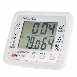 KT202 / JEDTO เครื่องวัดอุณหภูมิ ความชื้น Hygro-Thermometer