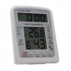 KT203 / JEDTO เครื่องวัดอุณหภูมิ ความชื้น Hygro-Thermometer