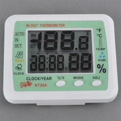 KT204 / JEDTO เครื่องวัดอุณหภูมิ ความชื้น Hygro-Thermometer