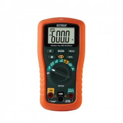 MM750W / EXTECH มัลติมิเตอร์ Wireless Datalogging CAT IV True RMS Multimeter
