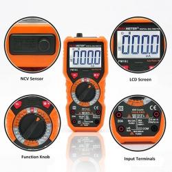PM18C / PEAK METER มัลติมิเตอร์ Digital Multimeter