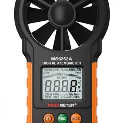 PM6252A PEAKMETER เครื่องวัดความเร็วลม Anemometer
