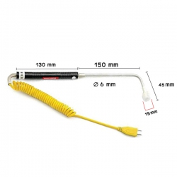 PONPE 423PR3 Thermocouple Type K โพรบวัดอุณหภูมิ