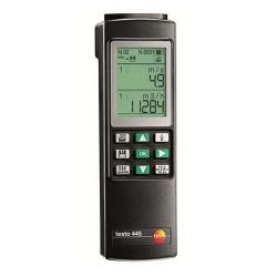 Testo-445 / Testo เครื่องวัดความเร็วลม Anemometer